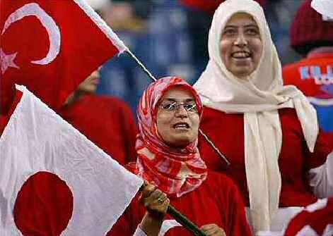 supporter turcs foot