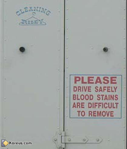 Des images qui me font marrer Please_drive_safely