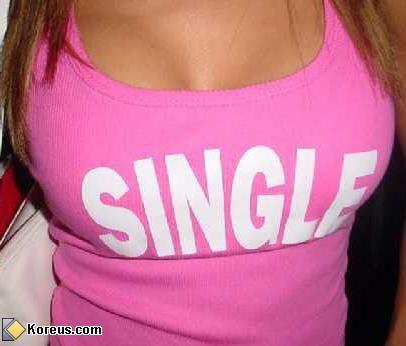 image t-shirt single hommes femmes humour insolite