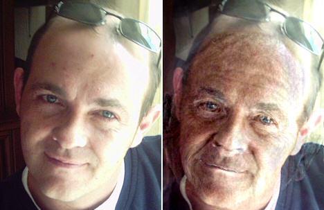 image a quoi ressemblerez vous dans 40 ans voir sa photo apres vieux prédicton futur humour insolite